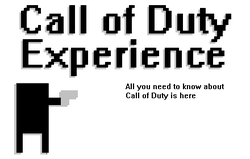 Play Call of Duty: Experience