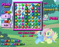 Play My Little Pony Bejeweled