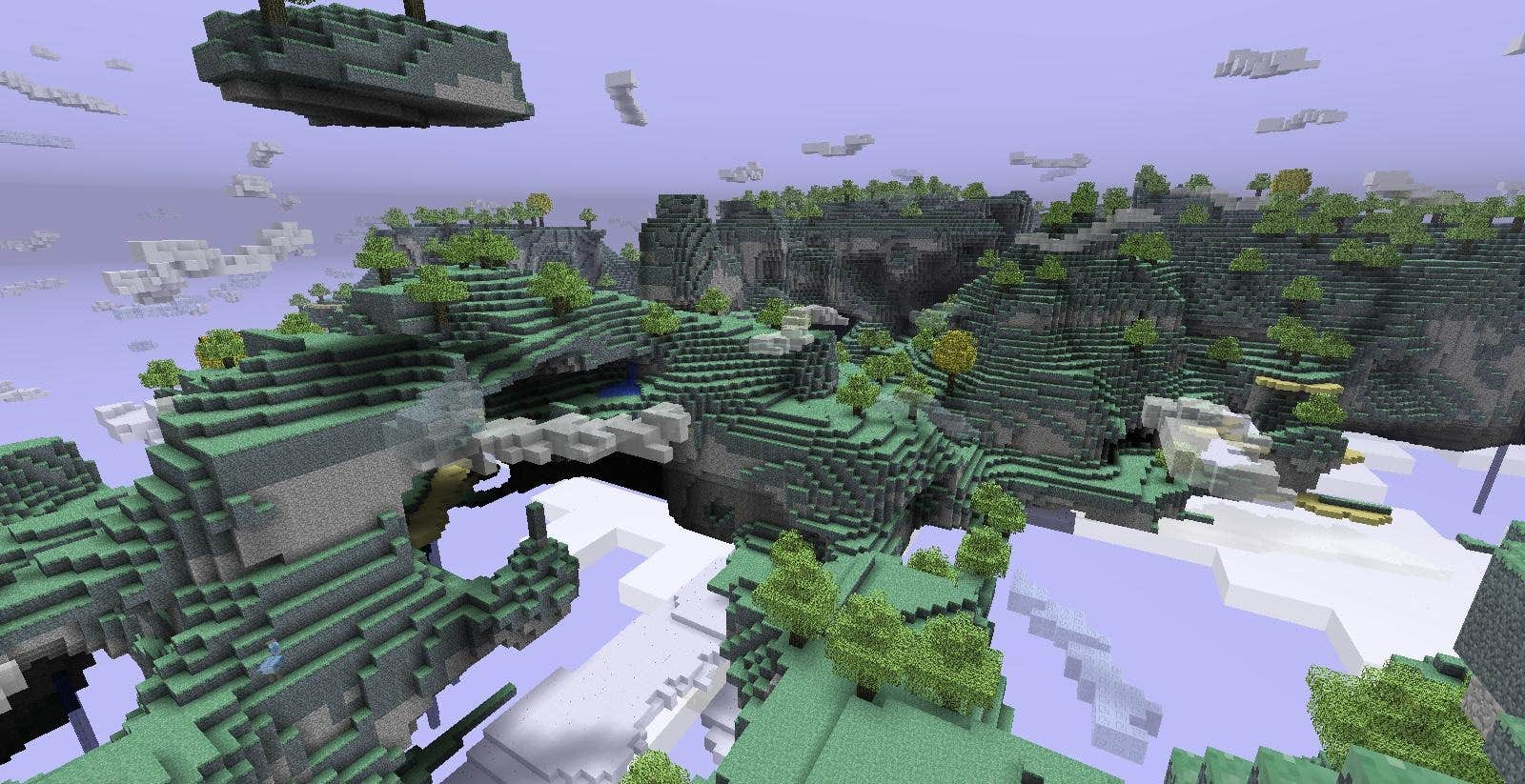 Play Minecraft: Aether Survival