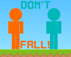 Play Don't Fall!