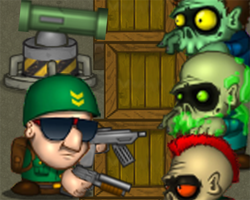 Play Yet Another Zombie Defense