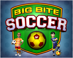Play Big Bite Soccer