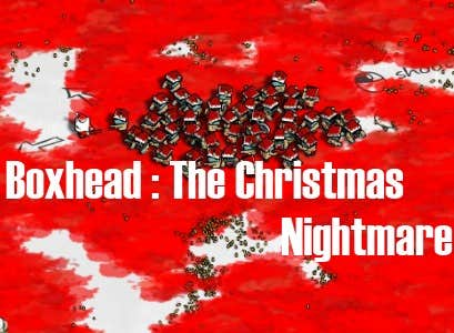 Play Boxhead The Christmas Nightmare