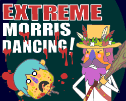 Play Extreme Morris Dancing