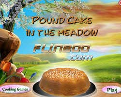 Play Pound Cake In The Meadow