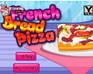Play french bread pizza