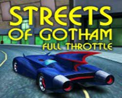 Play Streets of Gotham