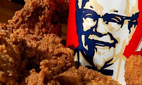 Play KFC Quest