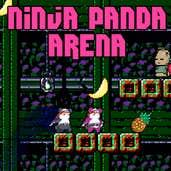 Play Ninja Panda Arena