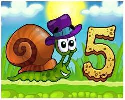 Play Snail Bob 5: Love Story