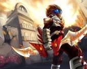 Play Armor Hero Run