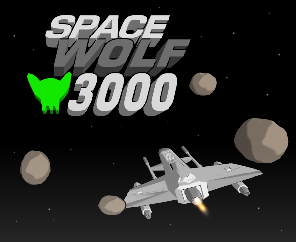 Play Space Wolf 3000