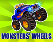 Play Monsters' Wheels