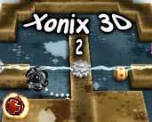Play Xonix 3D 2