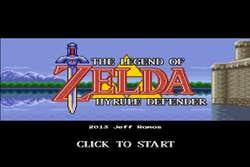 Play The Legend of Zelda Hyrule defense