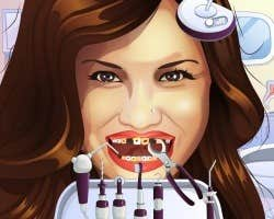 Play Demi Lovato Tooth Problems