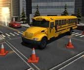 Play Park It 3D: School Bus