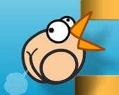 Play Flappy Fart Saga