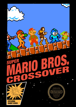 Play Super Mario Bros. Crossover 3.1.2