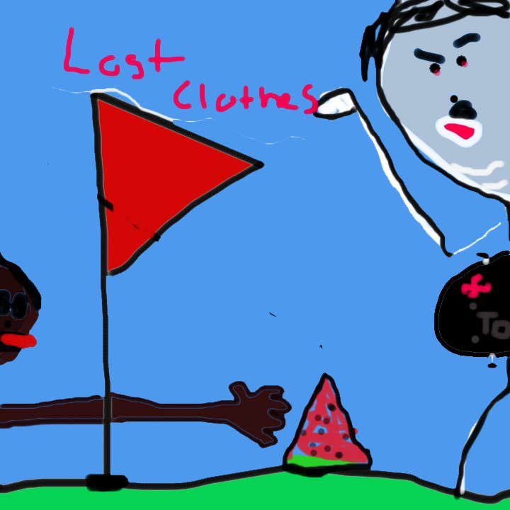 Play Lost Clothes