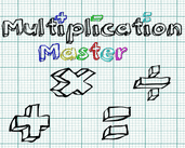 Play Multiplication Master Maths Madness!