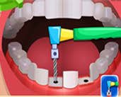 Play Zoe Family At Dentist