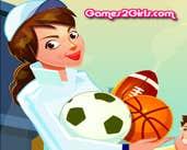 Play Liza's Sports Shoppe