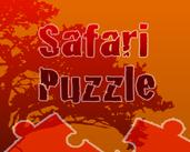 Play Safari Puzzle