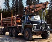 Play Timber Lorry Driver