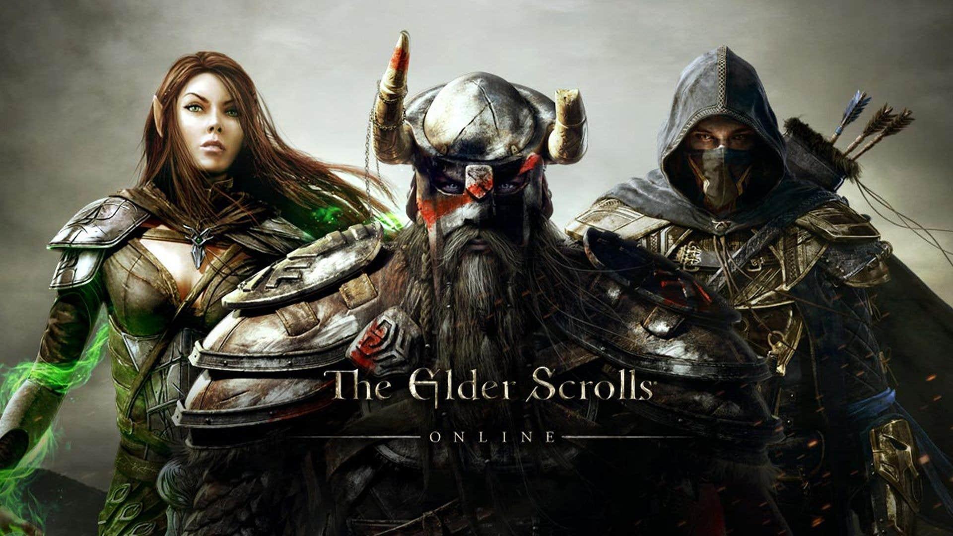 Play Elder Scollls Online
