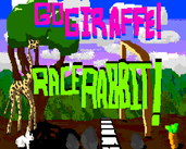 Play Go Giraffe! Race Rabbit!