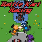 Play Battle Kart Racing