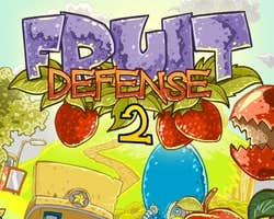 Play Fruit Defense 2