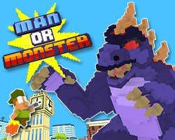 Play Man or Monster
