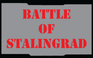 Play The Battle of Stalingrad