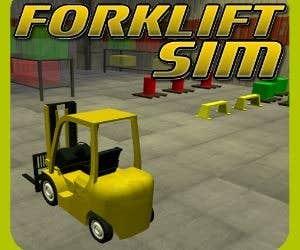 Play Forklift Sim