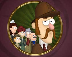 Play Sherlock Holmes - The Tea Shop Murder Mystery