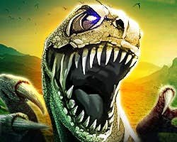 Play Dino Battle