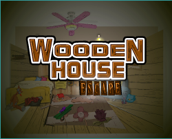 Play Wooden House Escape