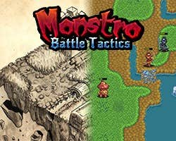 Play Monstro: Battle Tactics (Demo)