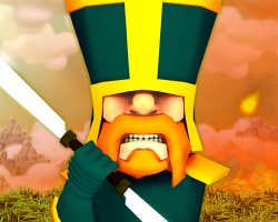 Play Cloud Knights: Duels