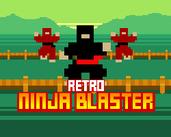 Play Retro Ninja Blaster