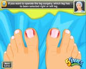Play Ingrown Toenail Surgery