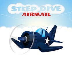 Play Steep Dive: Airmail