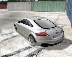 Play Audi TT RS Drift