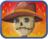 Play Burning Scarecrow