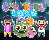 Play Colorful Ghosts