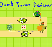 Play Dumb Tower Defence