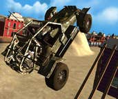 Play Buggy Stunts