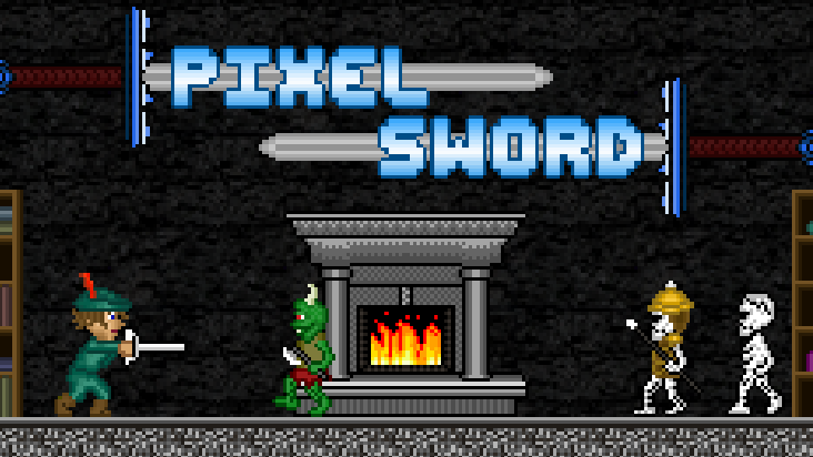 Play Pixel Sword